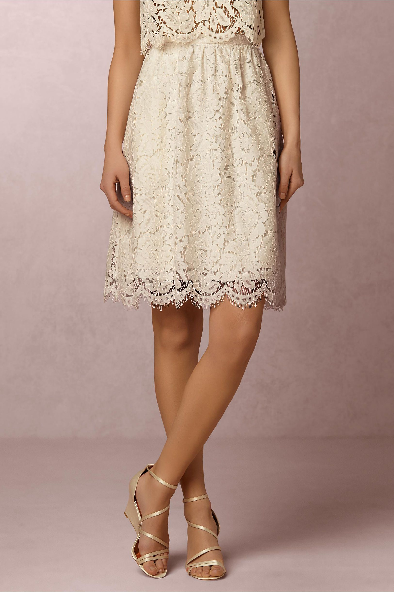 Bhldn lydia lace skirt in bridesmaids bridesmaid dresses separates bhldn lydia lace skirt in bridesmaids bridesmaid dresses separates at bhldn ombrellifo Choice Image