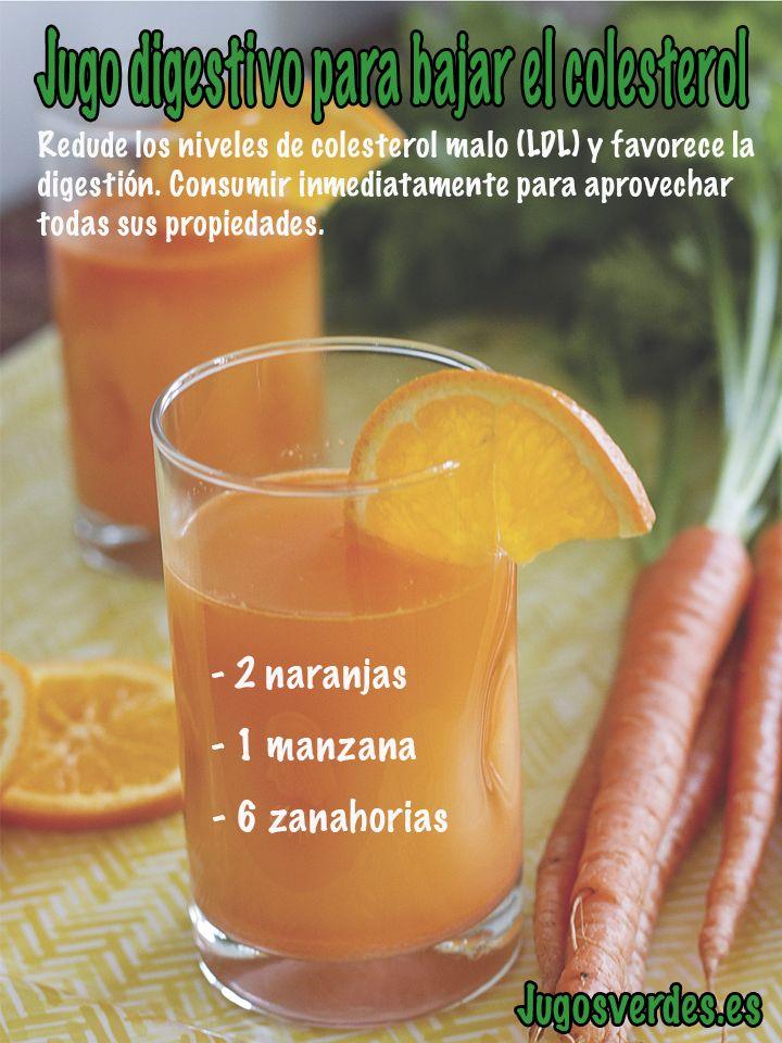 Reduce los niveles de colesterol malo (LDL) y favorece la
