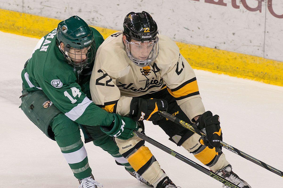 Pin by Bemidji State Beavers on BSUBeaversMHKY Hockey