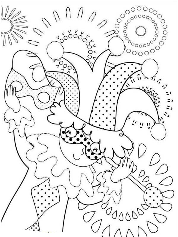 Pin On Circus And Carnival Coloring Pages