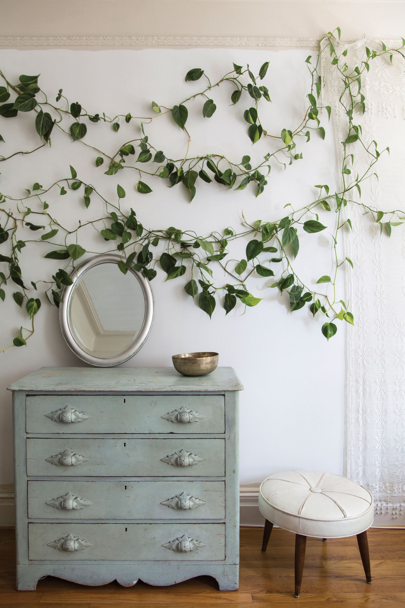 Creative Decorating With Houseplants From Floor To Ceiling Decor Hanging Plants Home Decor