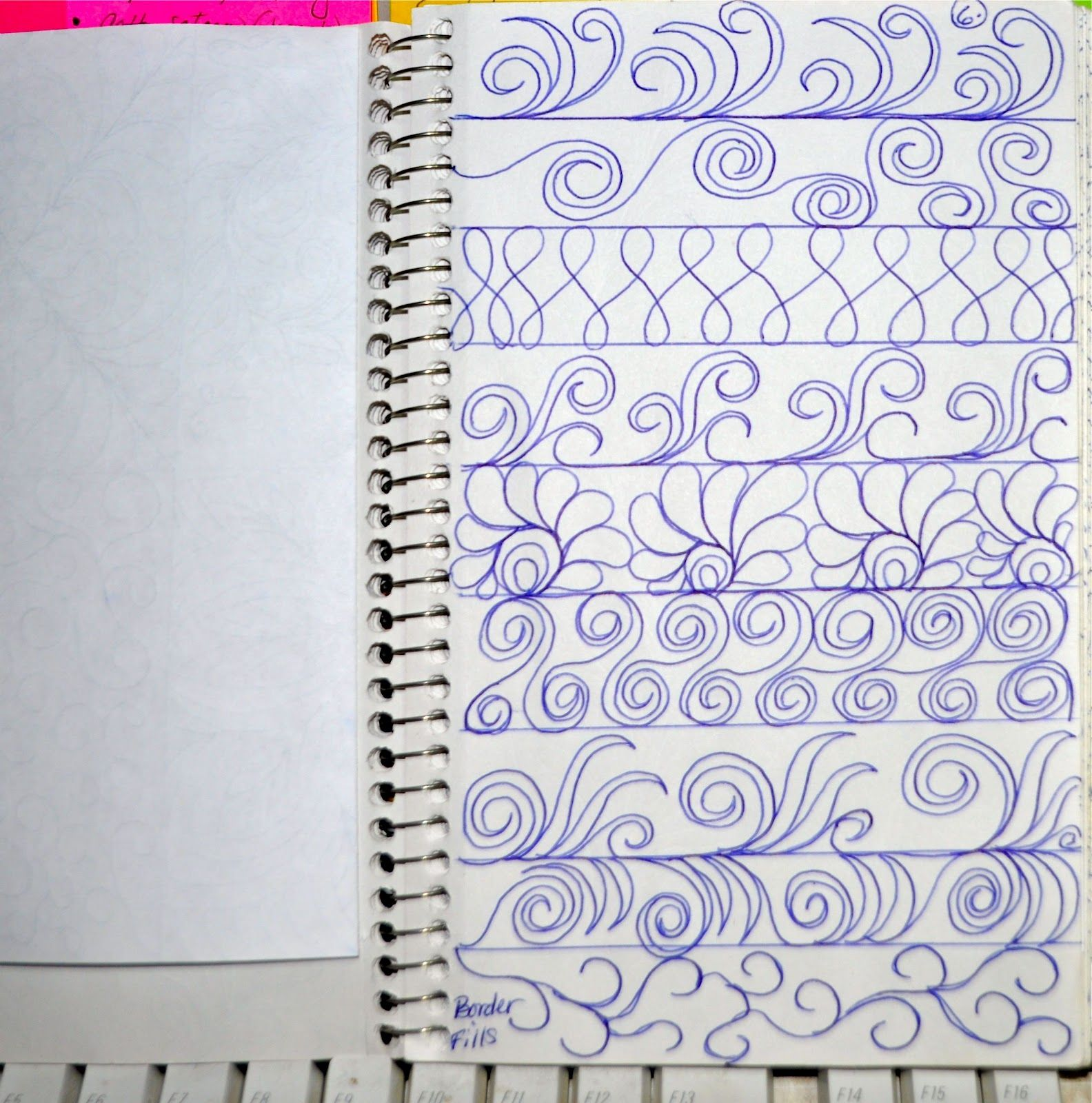 sashings and borders my quilting sketches pinterest machine