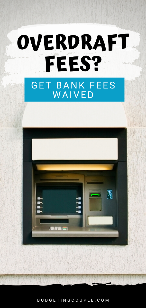 What's an Overdraft? + How to get Overdraft Fees Waived in ...