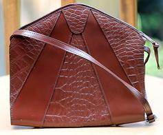 Vintage Handbags- envelope shaped