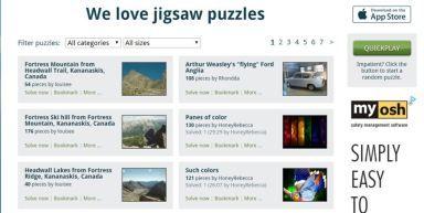 Jigsaw Puzzle Maker App