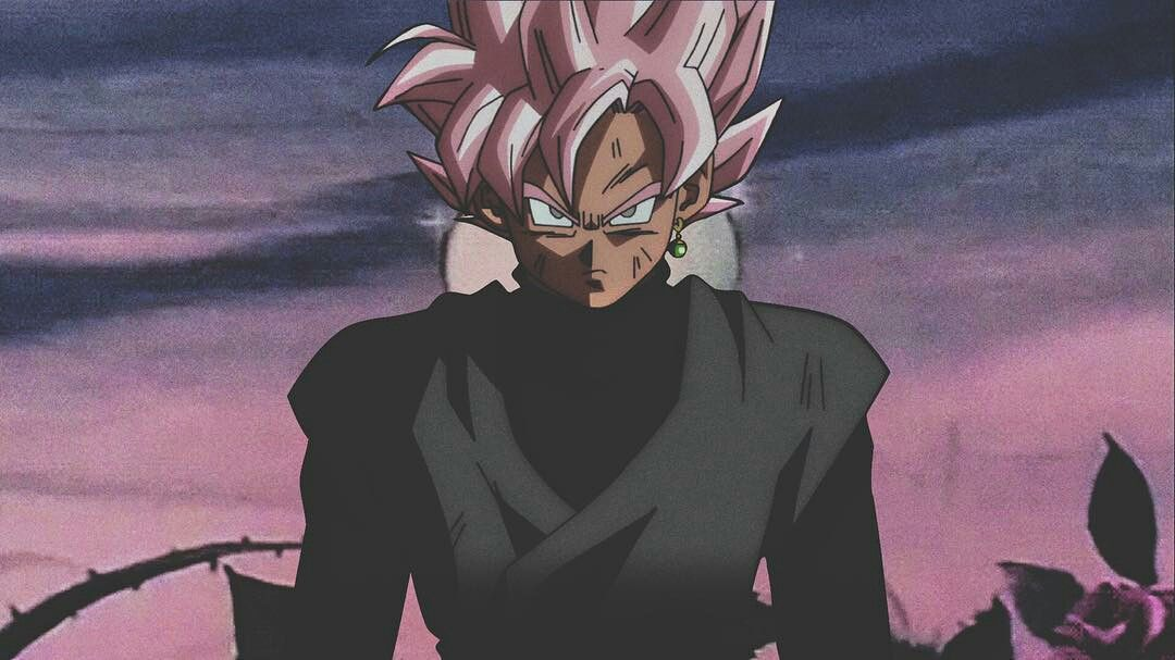Goku Black Ssjr Anime Character Design Goku Black Dragon Ball Art