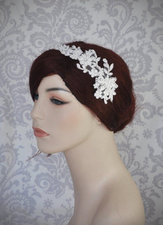 Lace Headband 826efbdd783