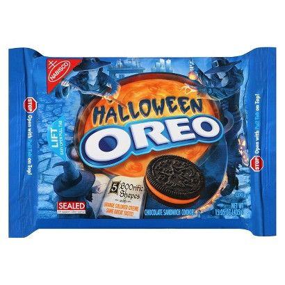 Target Exclusive Nabisco Oreo Halloween Sandwich Cookies 1535 oz