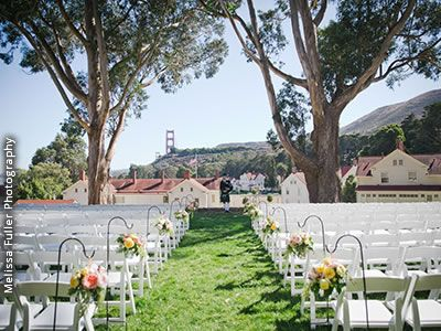 Cavallo Point The Lodge At Golden Gate Sausalito California Wedding Venues 4