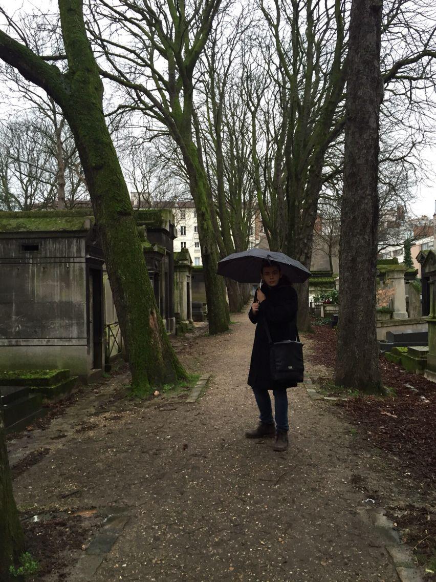 Cemitery de pere lanchaise
