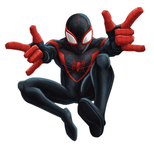Miles Morales Also Known As Spider Man Is A Teenager Of Black Hispanic Descent Miles Is The Second Spi Ultimate Spiderman Spiderman Miles Morales Spiderman