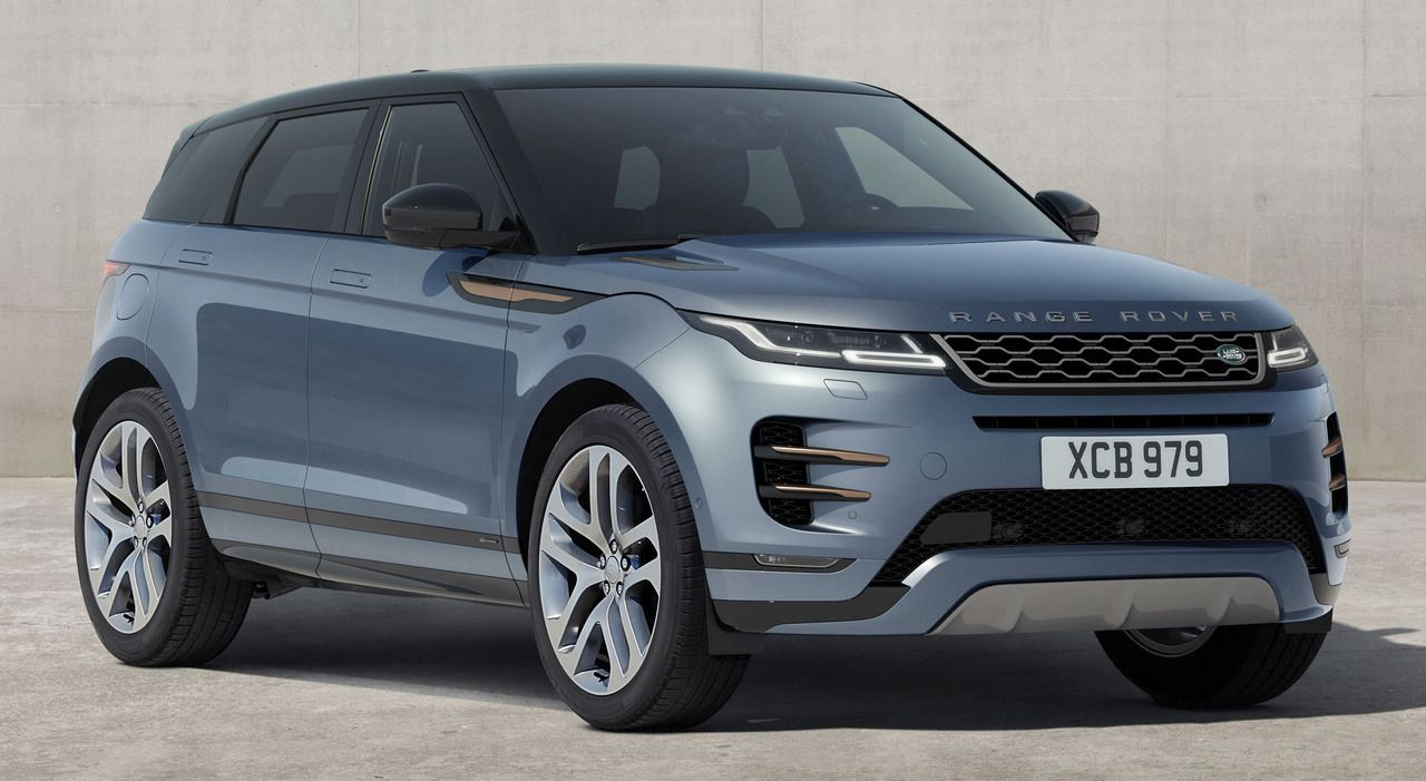 Range Rover Evoque 2020 Jlr Have Revealed The New Second