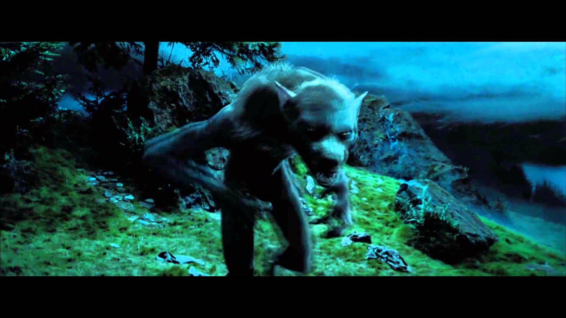 Lupin Turns Into Werewolf Hd Prisoner Of Azkaban Azkaban Werewolf