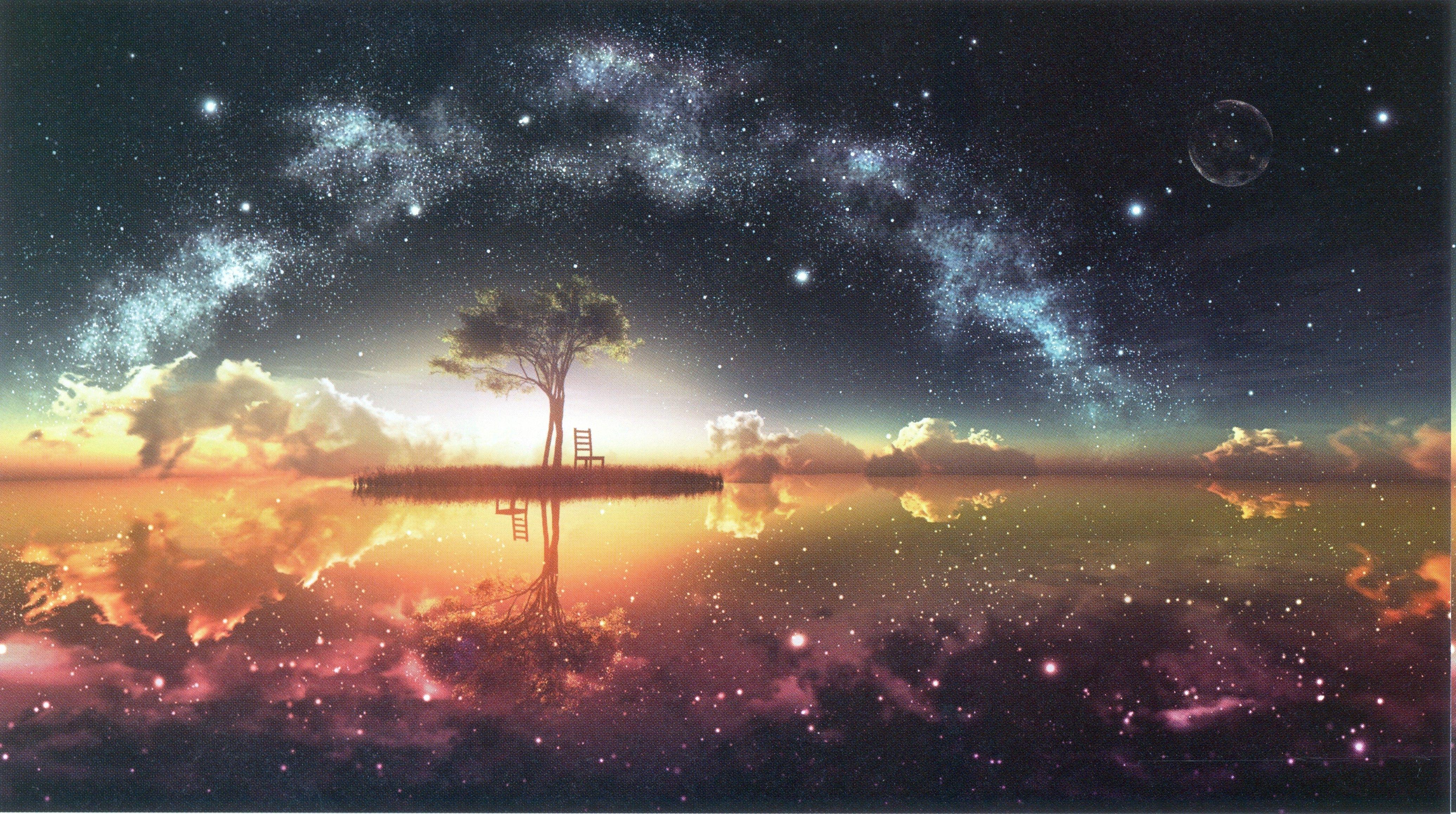 4142x2317 Beautiful Anime Scenery Wallpaper Hd Anime Wp Scenery Wallpaper Landscape Wallpaper Landscape Background