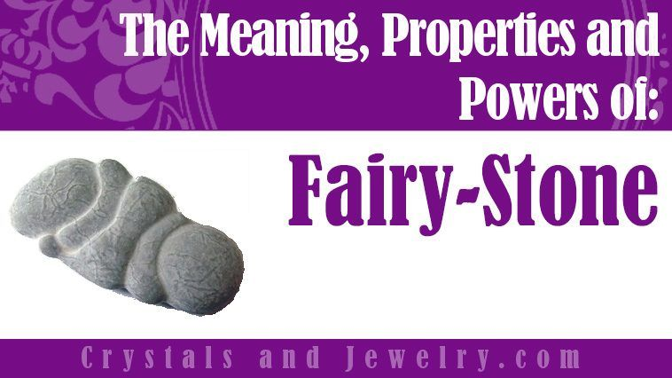 Fairy Stone Properties This Seemingly Natural Sculpture Fairy Stone Is A Calcium Carbonate It S Made Of Fine Argill Meant To Be Stone Crystals And Gemstones