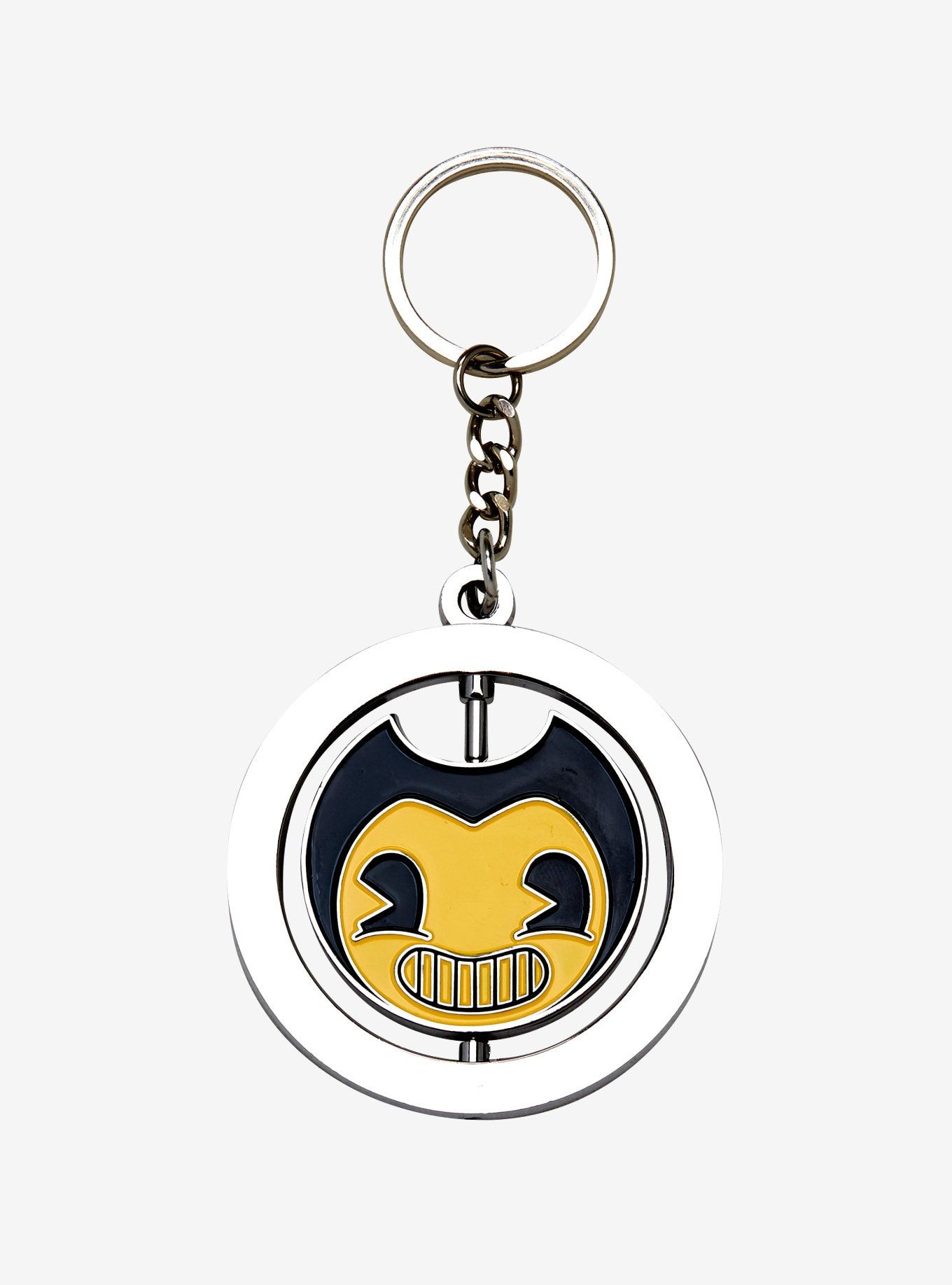 Bendy And The Ink Machine Spinner Key Chain Bendy and