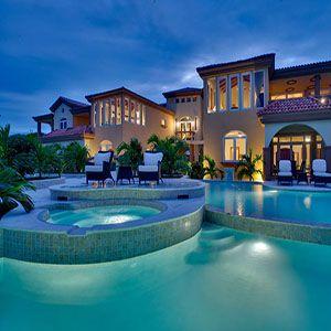 Celebrity vacation spot - Bora Bora, Belize | Luxury homes ...