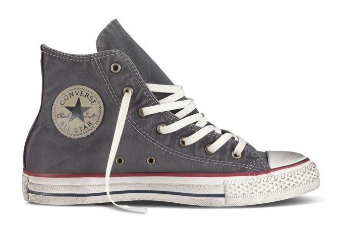 58edf11fca54 Ventilation Eyelets Were Added in 1932 - 50 Things You Didn t Know About Converse  Chuck Taylor All Stars