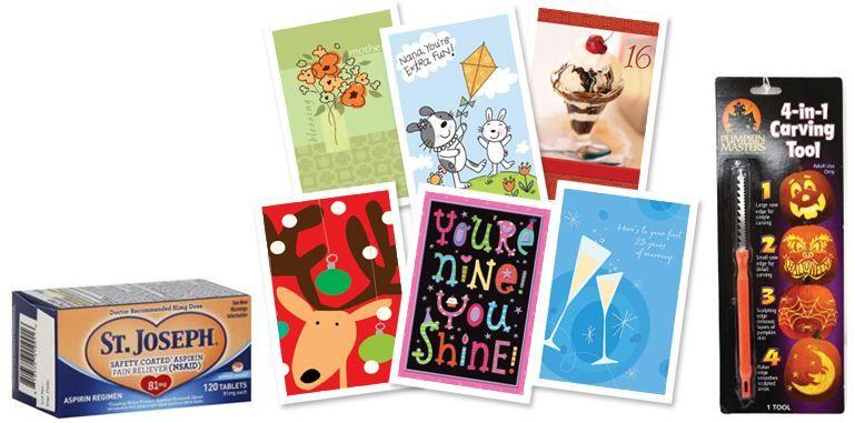 CVS: FREE Cards, Glade, Pumpkin Carving Kit ~ Starting 10/21!