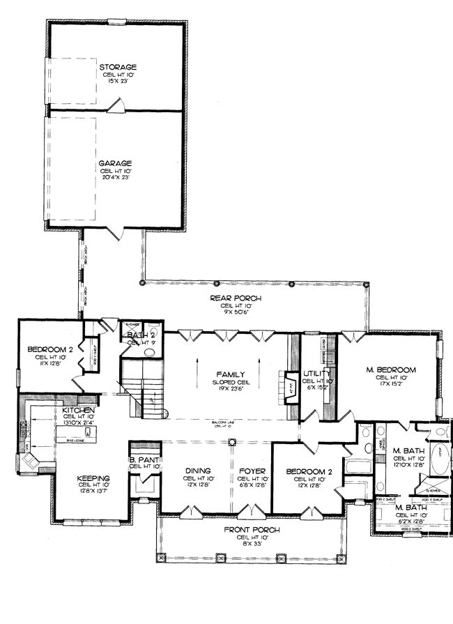 Tennessus House Plans Floor Plans Design