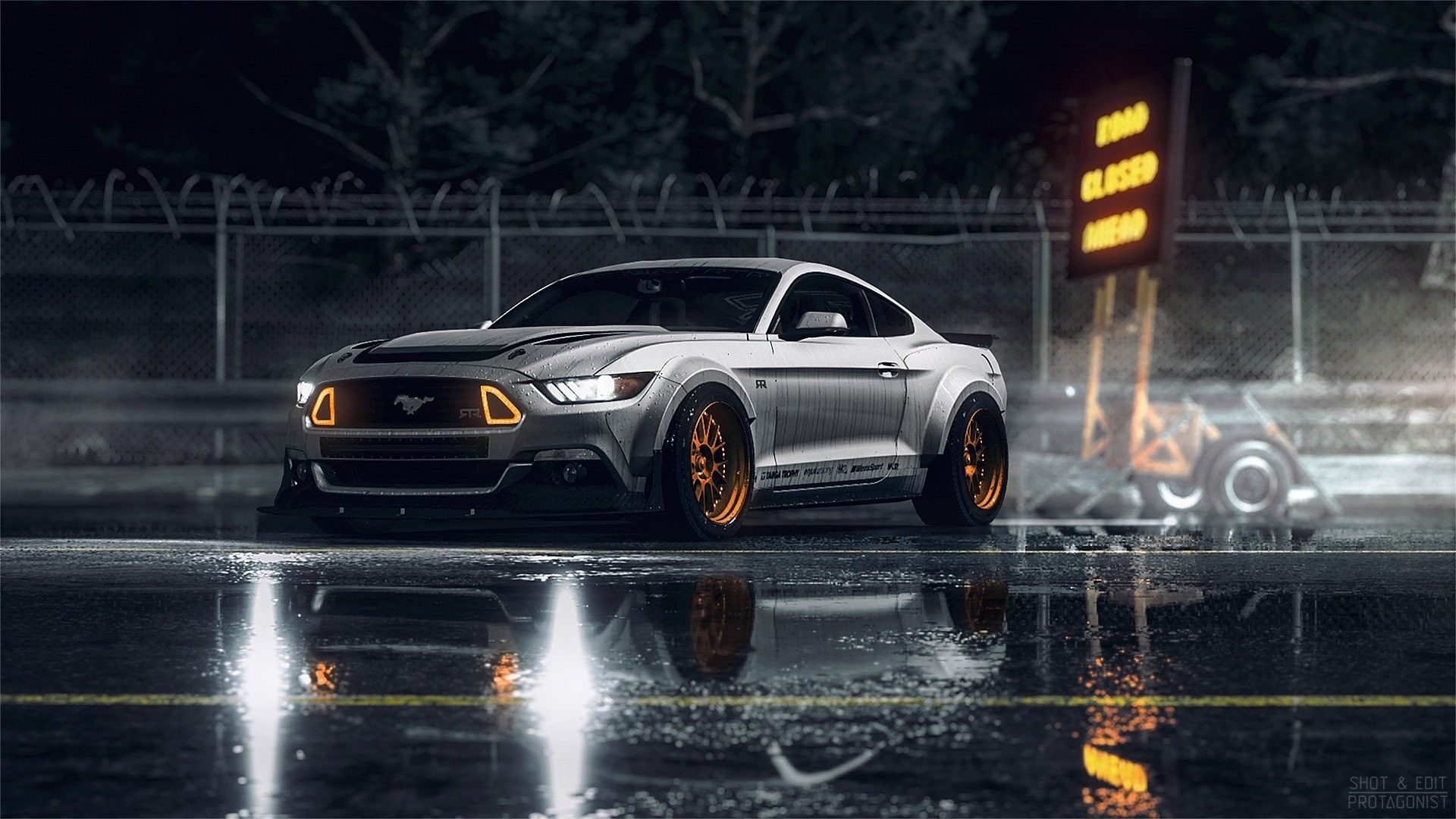Pin By Gamerplayer544 On Alpha In 2020 Ford Mustang Wallpaper