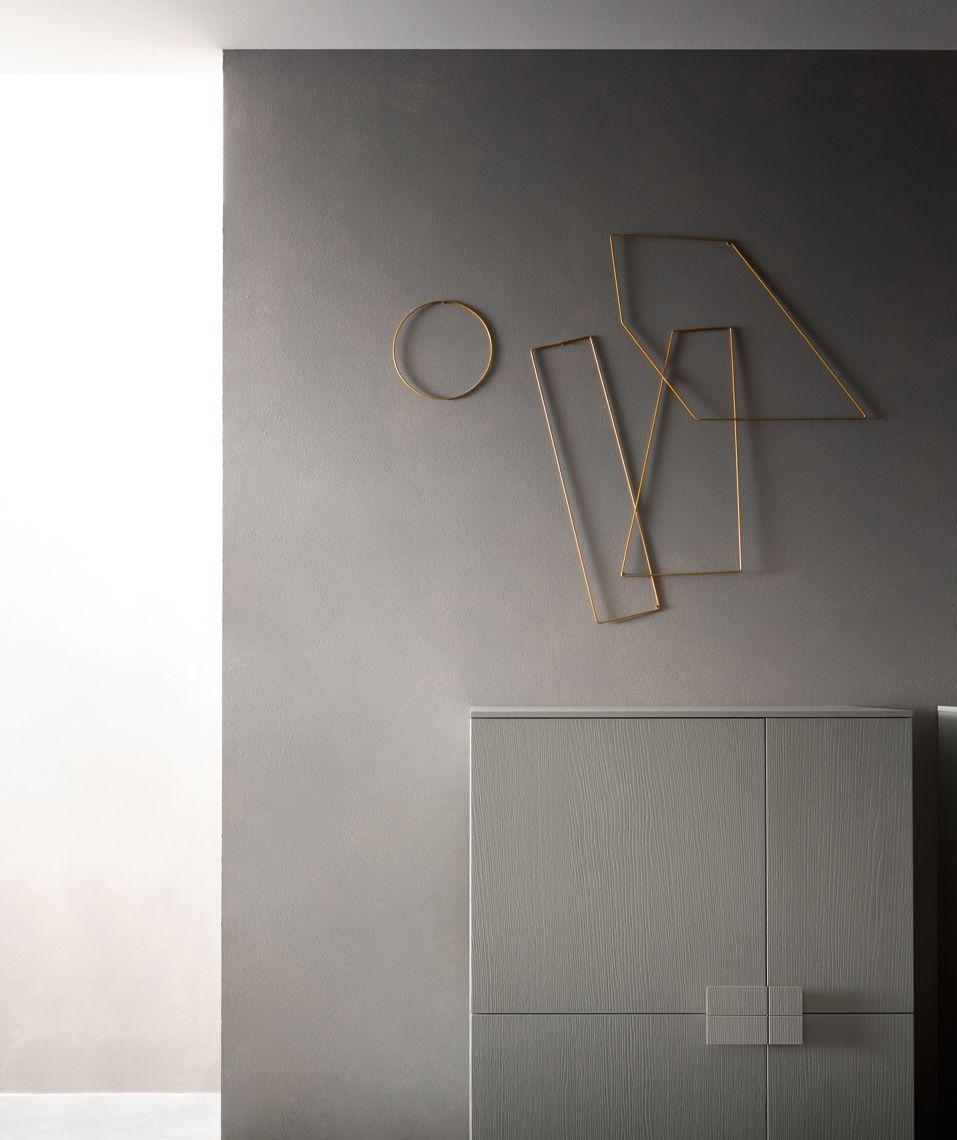 arredamento soggiorno e arredamento casa | Geometric, Gold