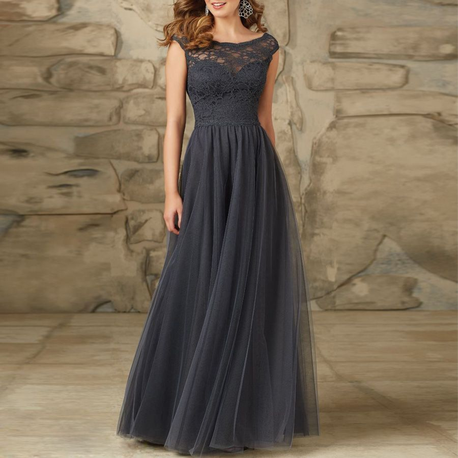 New arrival 2017 sexy lace dark grey long bridesmaid dresses tulle new arrival 2017 sexy lace dark grey long bridesmaid dresses tulle bohemian bridesmaid dress wedding guest ombrellifo Gallery