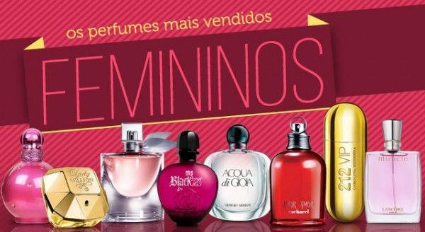0dbd22ff1 Os 10 perfumes femininos mais vendidos atualmente - Site de Beleza e Moda
