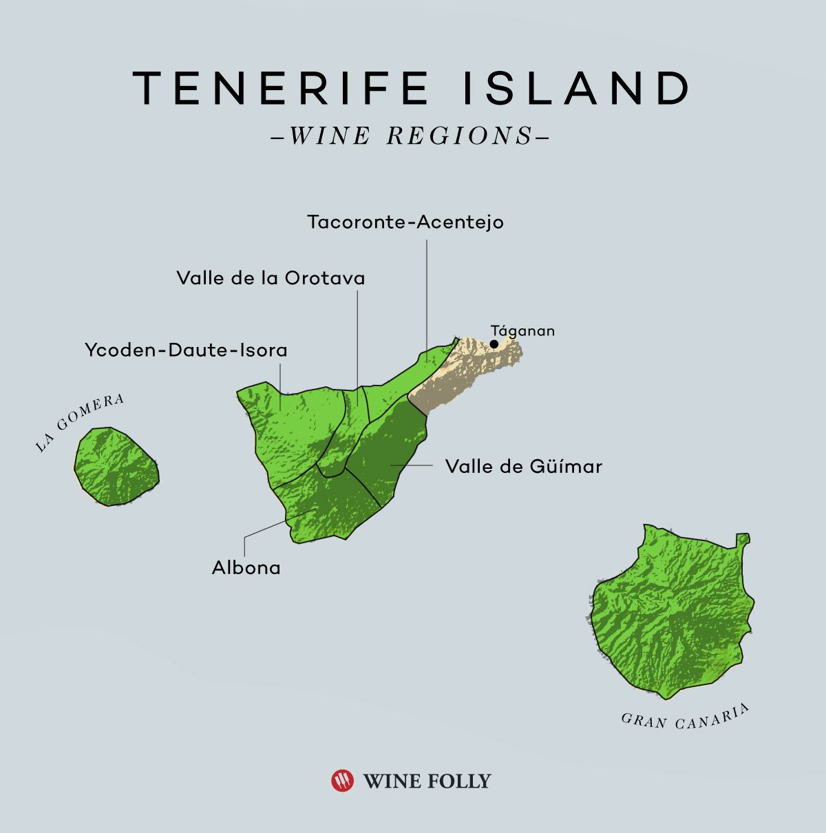 Wine From Tenerife The Canary Islands