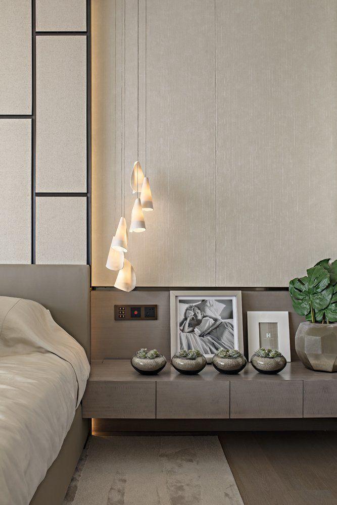 Luxury Master Bedrooms By Famous Interior Designers Grey bedroom