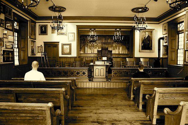 The Little Rock Chapel
