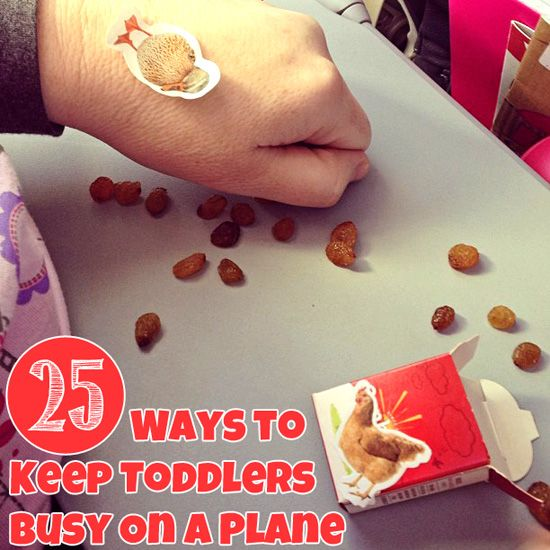 25 Ways to Keep Toddlers Busy on a Plane. Travel With Kids: Playing Away From Home. A useful series of family travel posts for those who will be travelling during the holiday season.