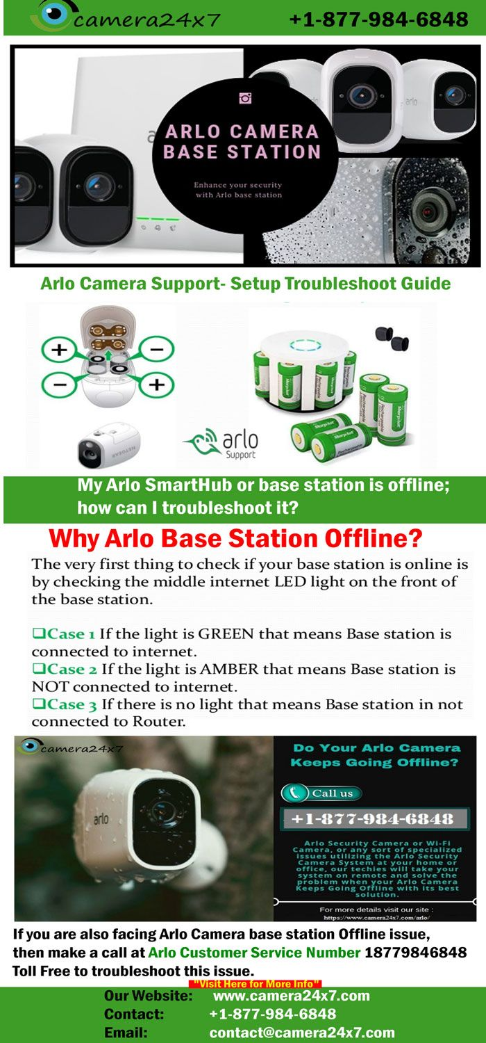 Pin by camera24x7 on Arlo Customer Service number 1-877 984