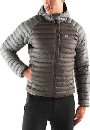 Men's Jacket Belugalite Haglofs Mimic Xxl Beluga Hood Essens ZdqwwfnUg
