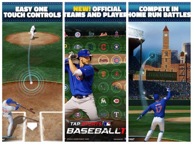 tap sports baseball 2018 hack