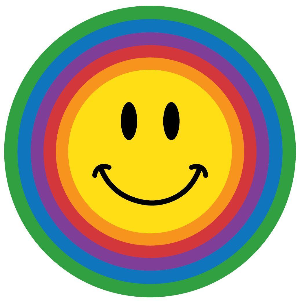 smiley faces circle rainbow smiley face sad blue smiley face rh pinterest com Drinking Smiley Face Clip Art Winking Smiley Face Clip Art