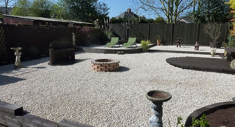 Create A Ground Cover That Stands Out Dove Grey Limestone