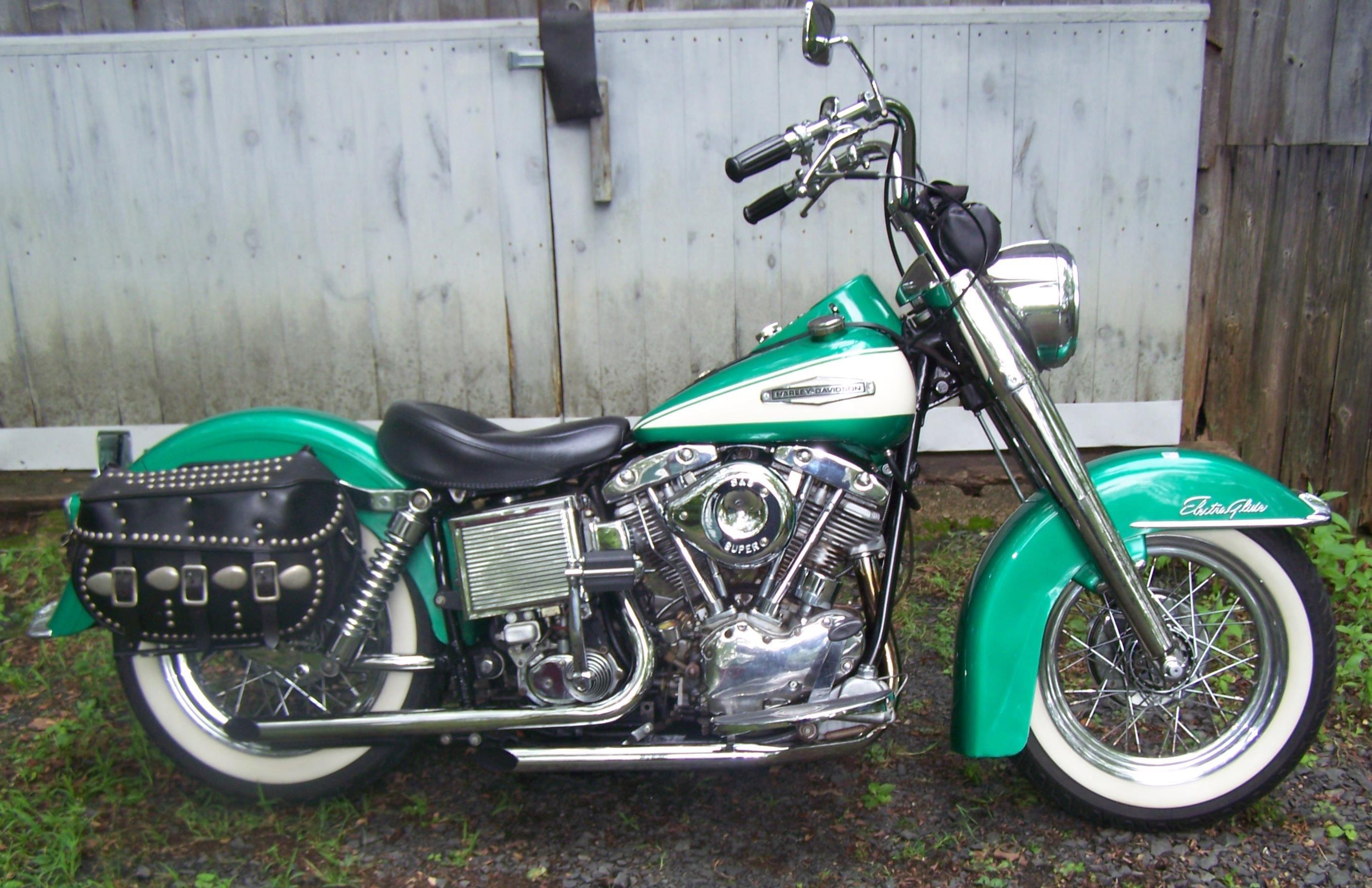 1966 Harley Davidson FLH shovelhead | Some of our