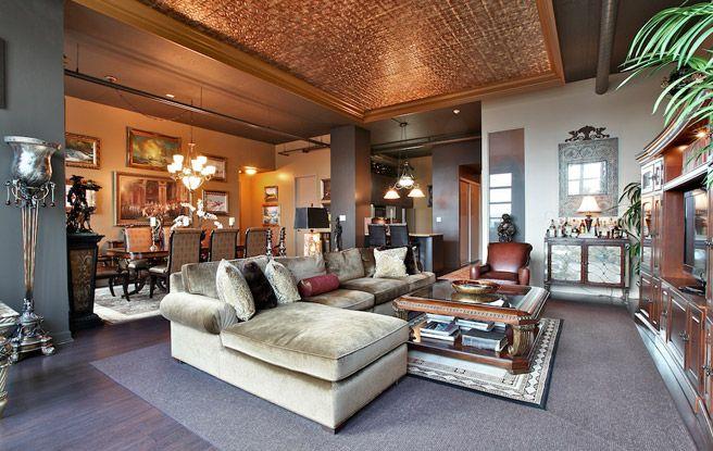 Art Deco/Industrial Loft 380 Macpherson Avenue, Penthouse 614 ...