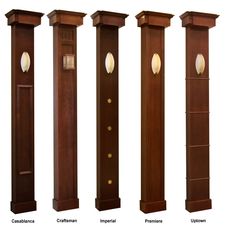 Wall Sconces Home Theater : home theater wall sconces Theater Columns with Sconces - Stargate Cinema Media Rooms ...
