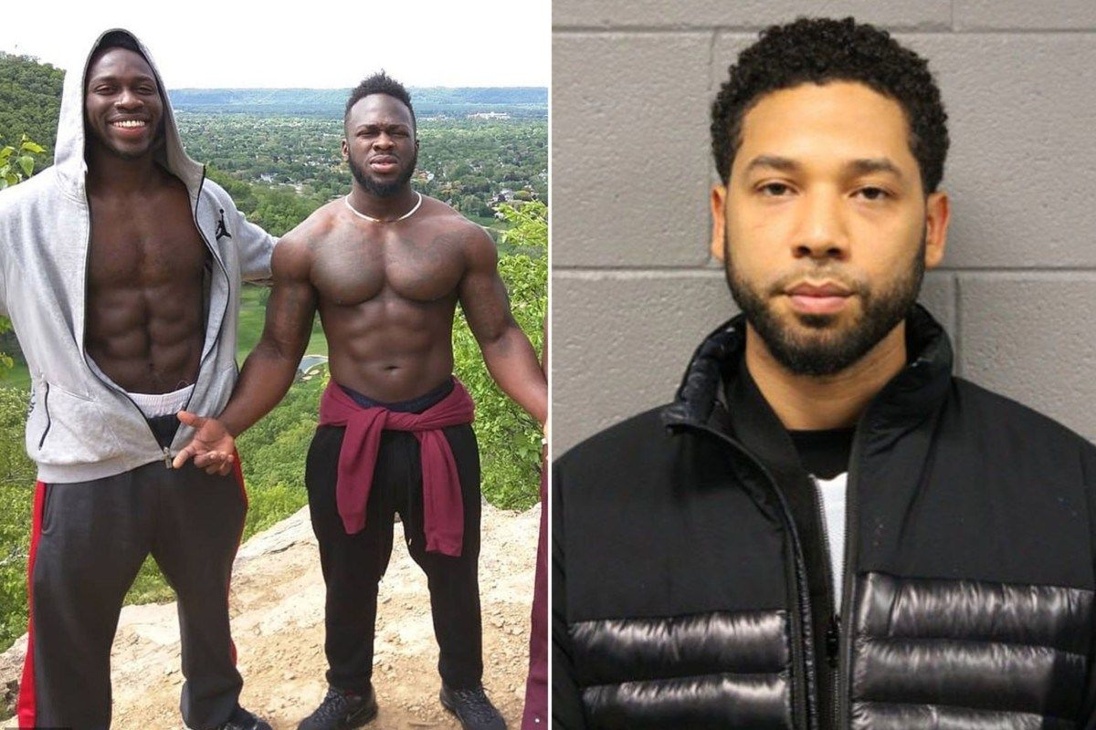Empire Star Jussie Smollett Was In A Relationship With One Of The Osundairo Brothers Entertainment Jussiesmoll In 2020 Jussie Smollett Fall From Grace Relationship