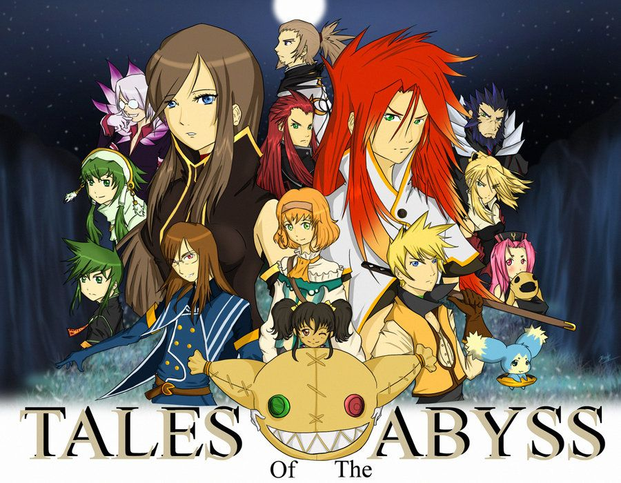 Epic tales of the abyss by launite on deviantart tales