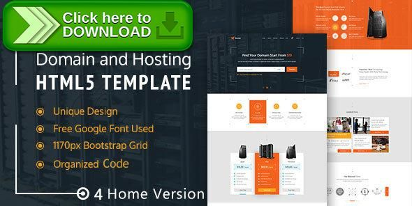 Themeforestfree Nulled Download Domain Hosting Business Mantav