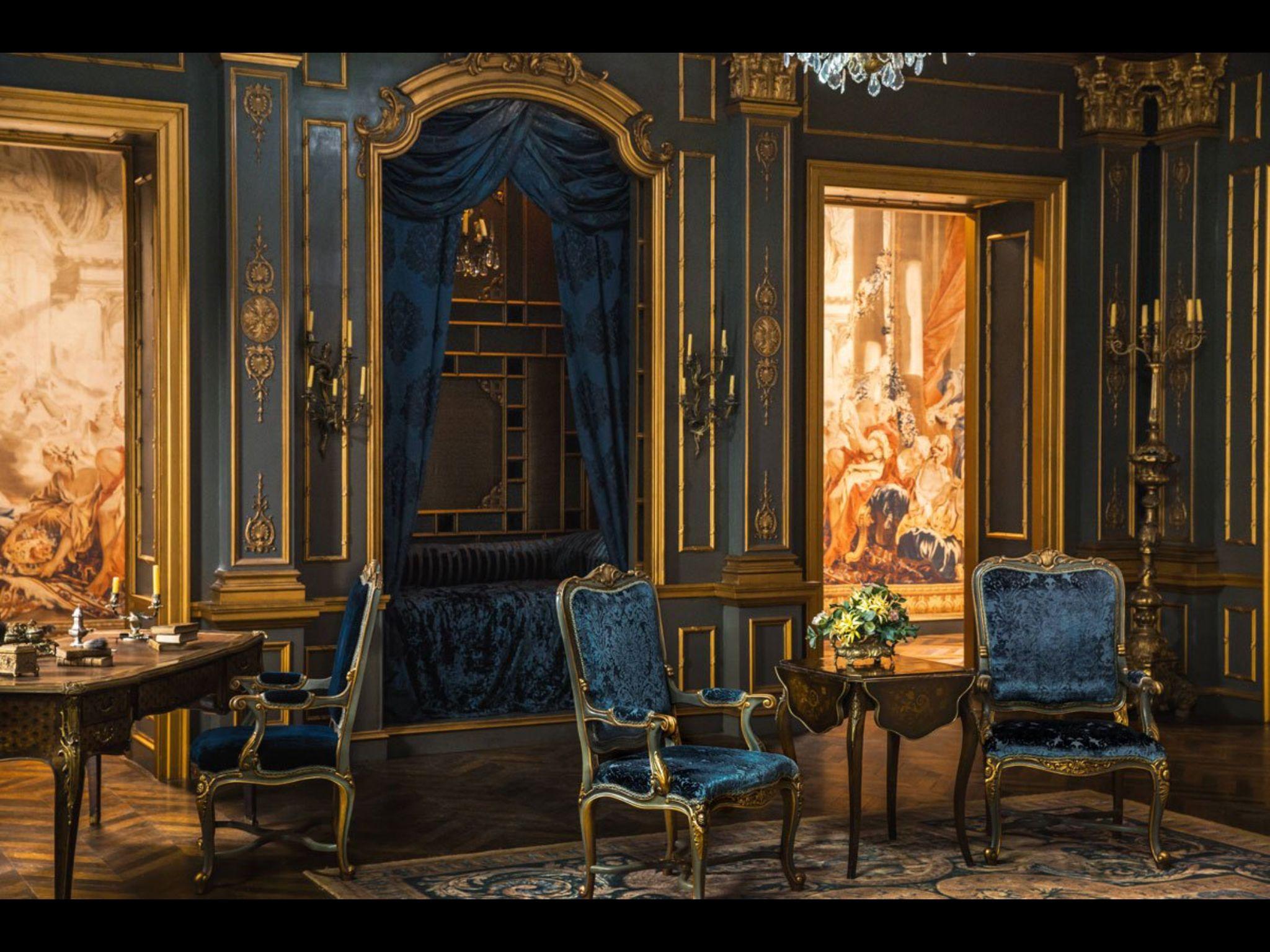 Outlander season 2  Paris' apartments  @ sherrigamblin