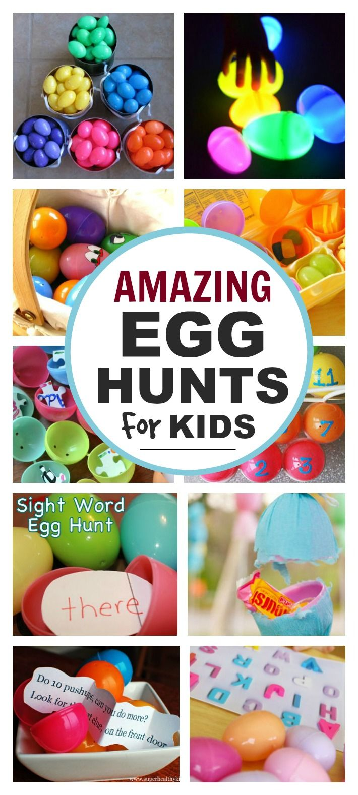 Over 20 Easter Egg Hunt Ideas For Kids Wow These Are Awesome