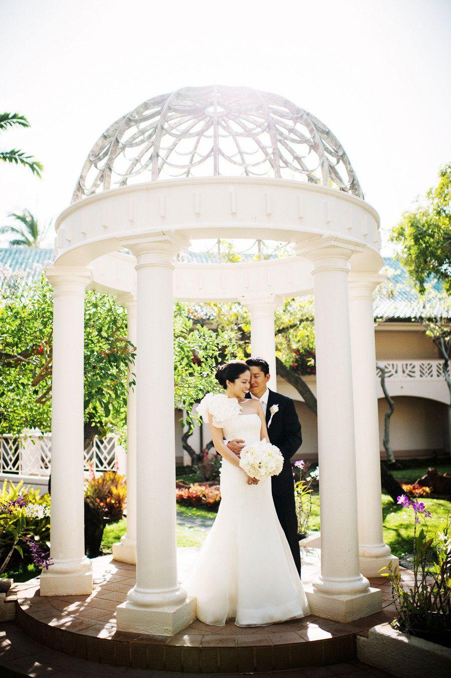Photography: Christie Pham Photography - christie-photography.com Event Coordination: Nichole Weddings & Events, LLC - nicholeweddings.com Floral Design: Yvonne Design - yvonnedesign.com  Read More: http://www.stylemepretty.com/2013/05/29/lanai-wedding-from-nichole-weddings-events-christie-pham-photography-yvonne-design/