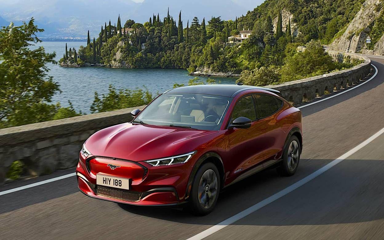 Ford Mustang Mach E En Espana Precios Y Versiones En 2020 Ford
