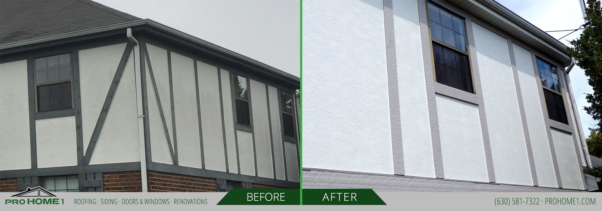 Here S A James Hardie Stucco Board Panels And Batten Siding Installation In Summer 2016 On A Condo Multi Family Building Installing Siding Wood Dale Remodel