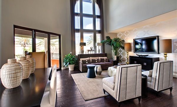 Los Angeles Luxury Apartments For Rent The Penthouses At The