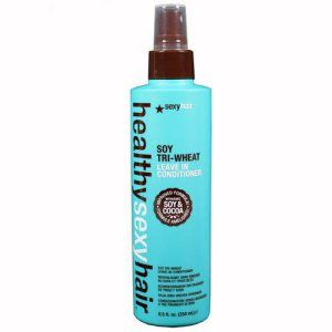 HEALTHY SEXY SOY TRI-WHEAT LEAVE-IN CONDITIONER 8.5 OZ -PACKAGING MAY VARY